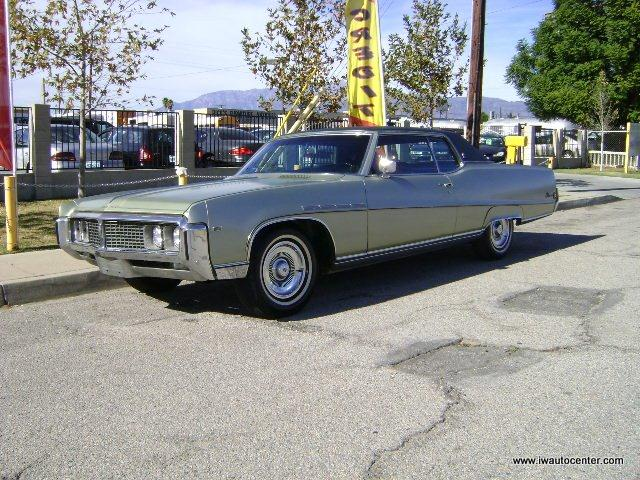1969 Buick Electra 225 for sale by dealer