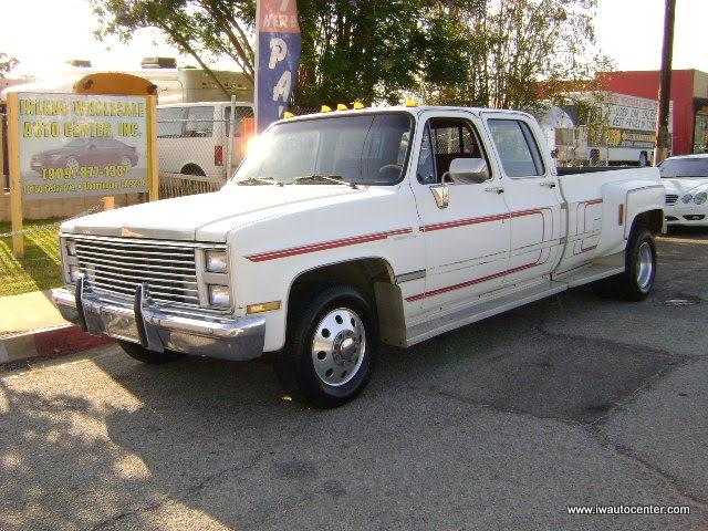 1985 Chevrolet  Crew Cab Dually 4 Speed for sale by dealer