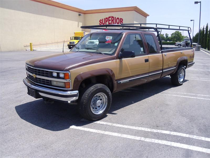 1988 Chevrolet 3500 Extended Cab 4x4 for sale by dealer