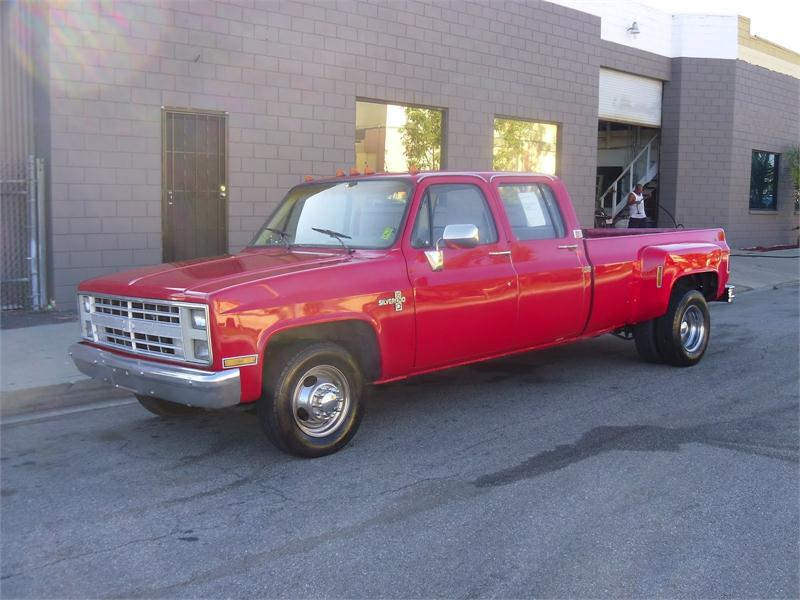 1988 Chevrolet Crew Cab Dually for sale by dealer