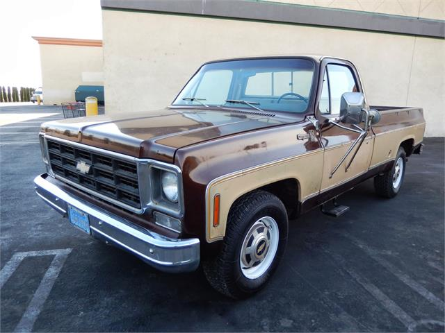 1977 CHEVROLET 1977 CHEV CHEYENNE 3/4 TON  for sale by dealer