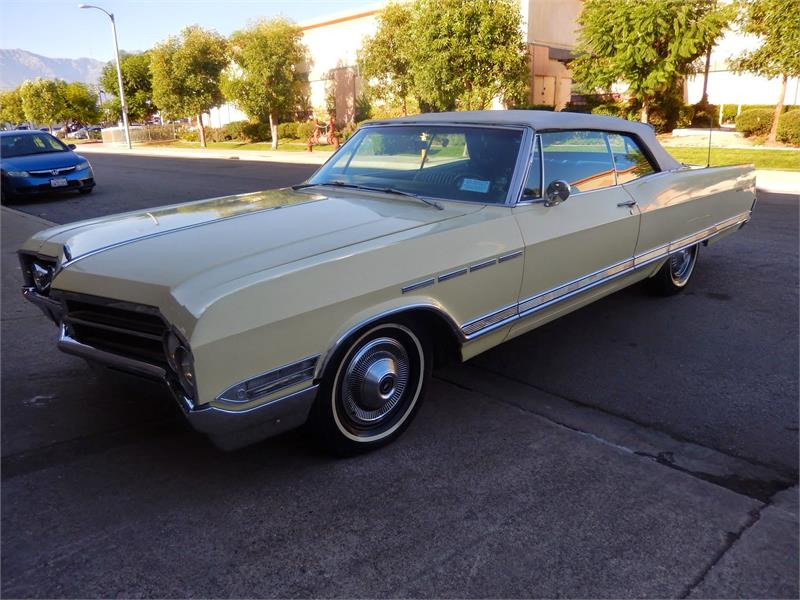 1965 BUICK  ELECTRA 225 for sale by dealer