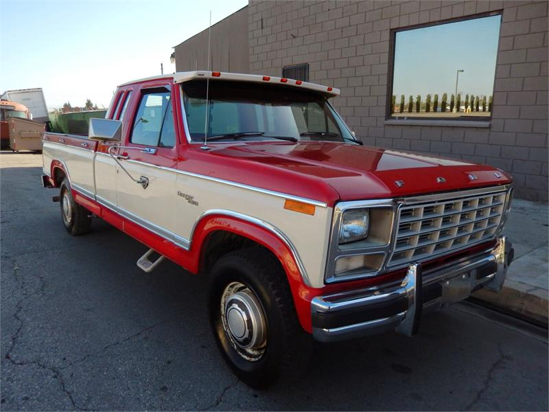 1980  FORD  F350 for sale by dealer
