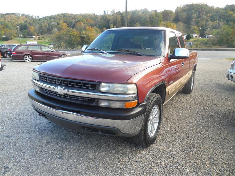 1999 CHEVROLET SILVERADO K1500 for sale by dealer