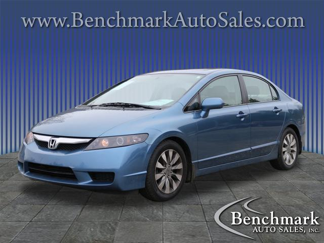 A used 2010 Honda Civic Sedan Asheville NC