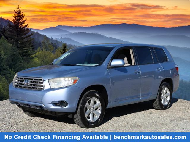 A used 2008 Toyota Highlander AWD 4dr SUV Asheville NC