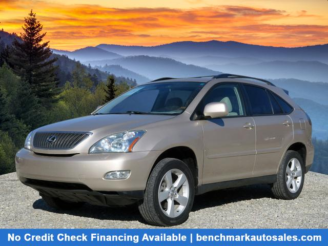 A used 2005 Lexus RX 330 AWD Asheville NC