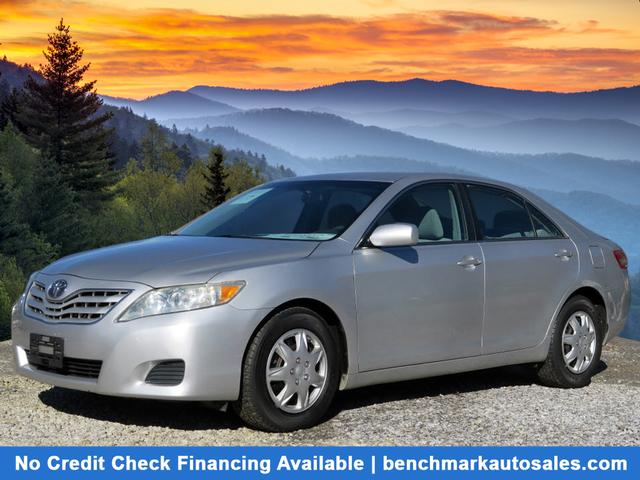 A used 2011 Toyota Camry Base 4dr Sedan 6A Asheville NC
