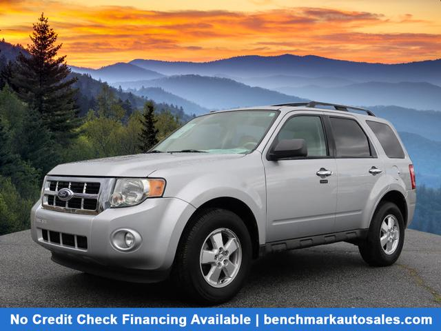 A used 2010 Ford Escape XLT Asheville NC