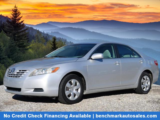 A used 2009 Toyota Camry LE Asheville NC