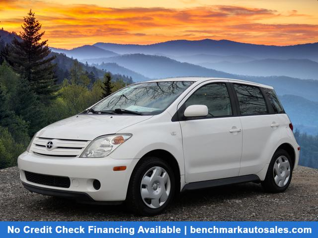 A used 2004 Scion xA 4dr Hatchback Asheville NC
