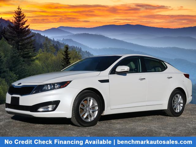 A used 2013 Kia Optima LX Asheville NC