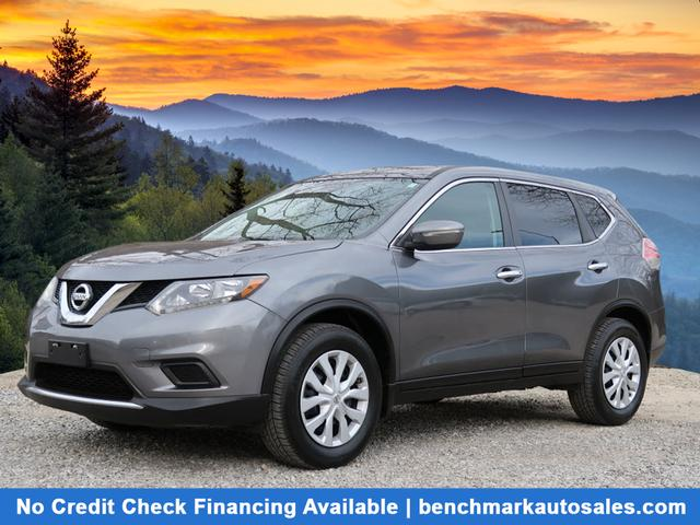 2014 Nissan Rogue AWD S