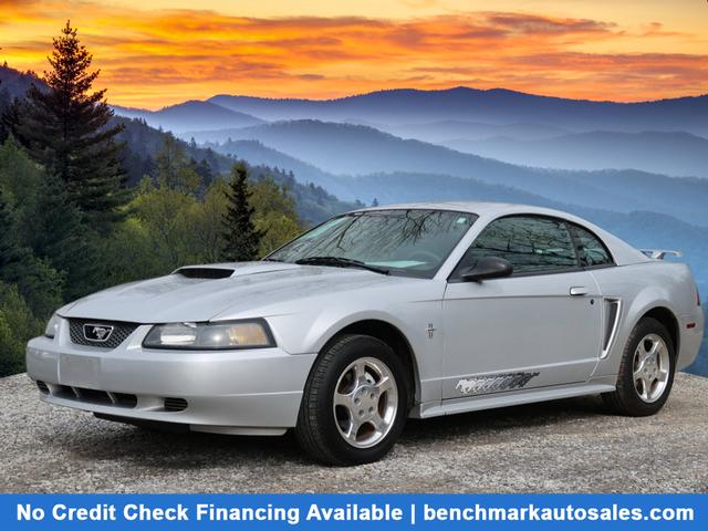 A used 2003 Ford Mustang Deluxe Asheville NC