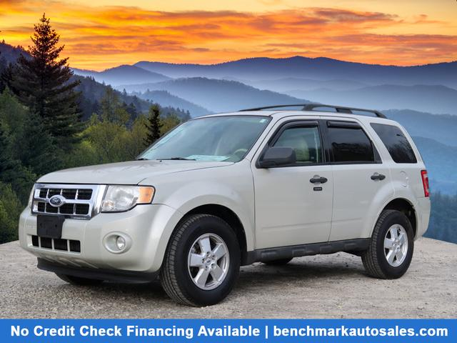 A used 2009 Ford Escape XLT Asheville NC