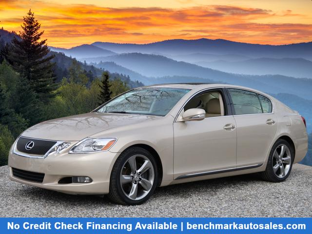 2010 Lexus GS 350 4dr Sedan