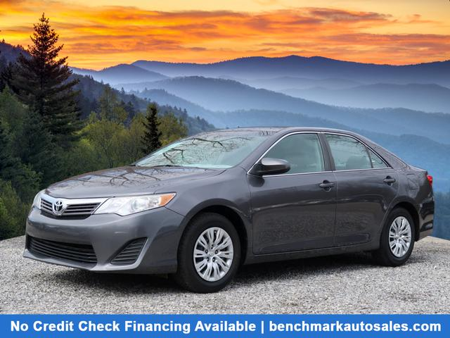 A used 2014 Toyota Camry L Asheville NC