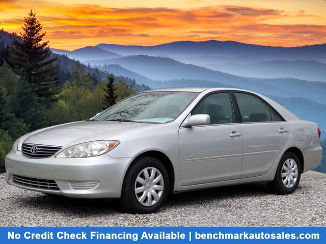 A used 2005 Toyota Camry LE Asheville NC