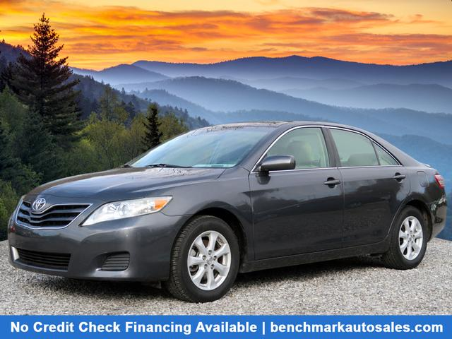 A used 2010 Toyota Camry LE Asheville NC