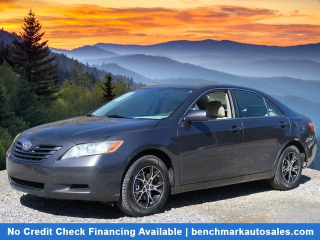 A used 2007 Toyota Camry LE Asheville NC
