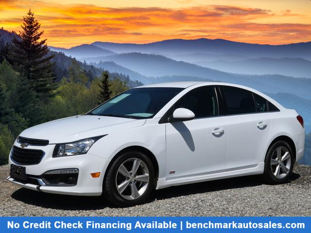 A used 2015 Chevrolet Cruze 2LT Auto Asheville NC