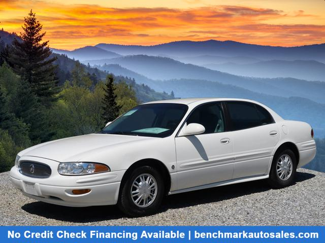 A used 2004 Buick LeSabre Custom Asheville NC