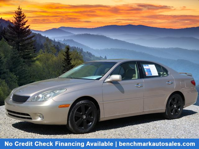 A used 2005 Lexus ES 330 ES 330 Sedan 4D Asheville NC
