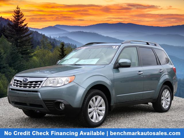 2012 Subaru Forester AWD 2.5x Limited