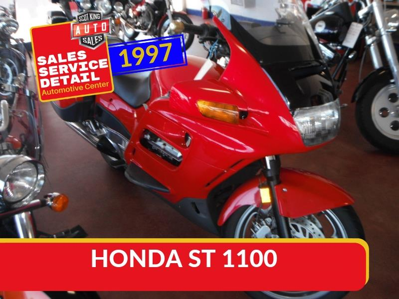 1997 Honda ST1100  for sale by dealer