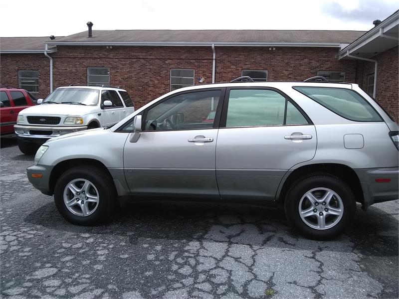 2003 Lexus RX 300 2WD for sale by dealer