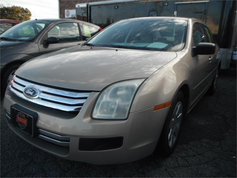 2007 Ford Fusion S for sale by dealer