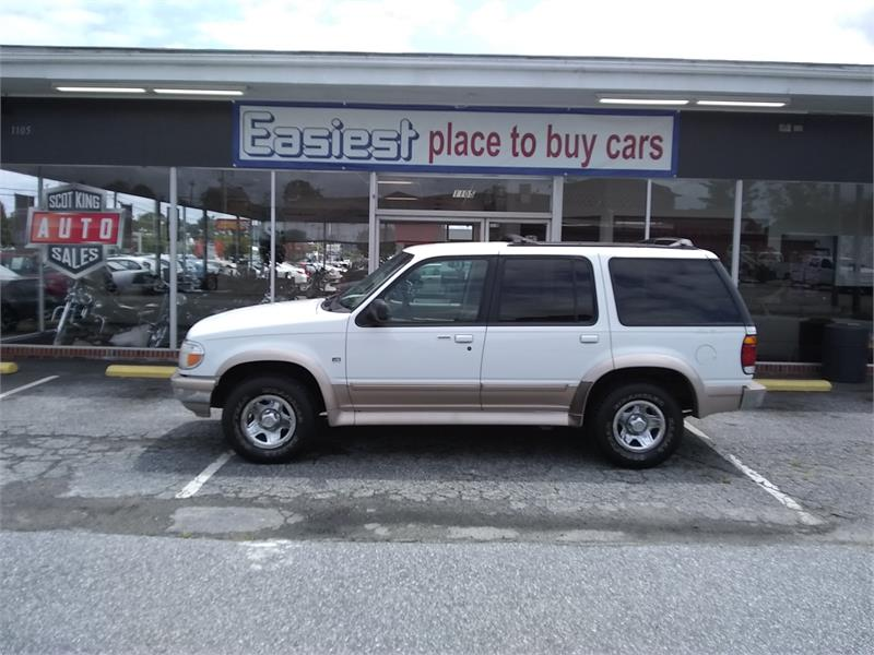 1997 Ford Explorer Limited AWD for sale by dealer