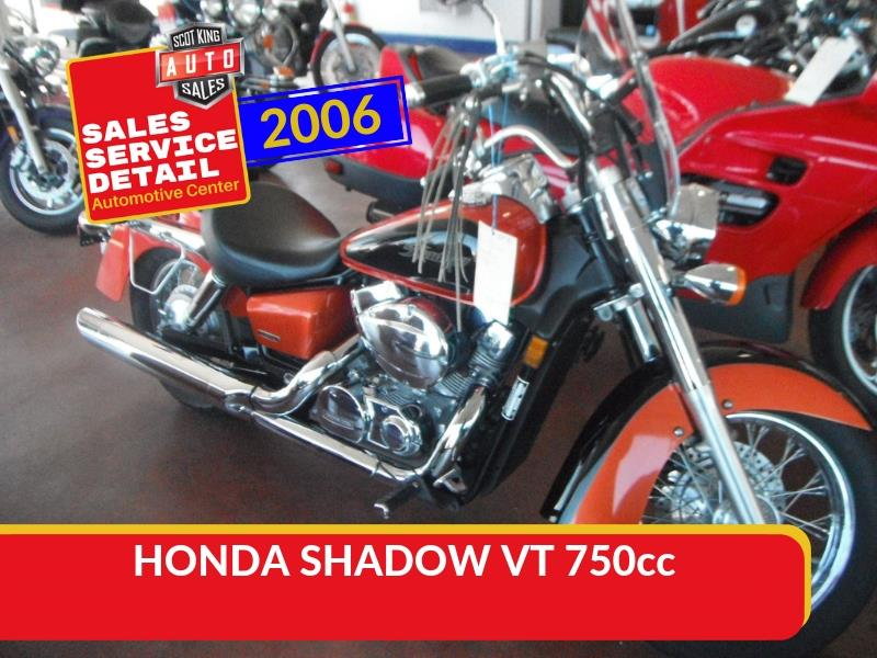 2006 Honda VT750CA  for sale by dealer
