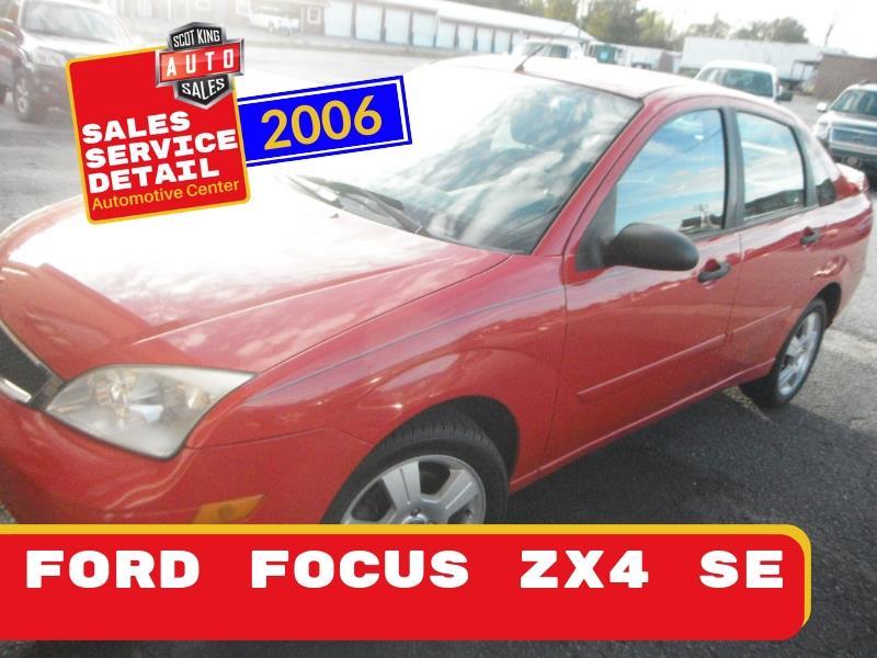 2006FordFocus ZX4 SE