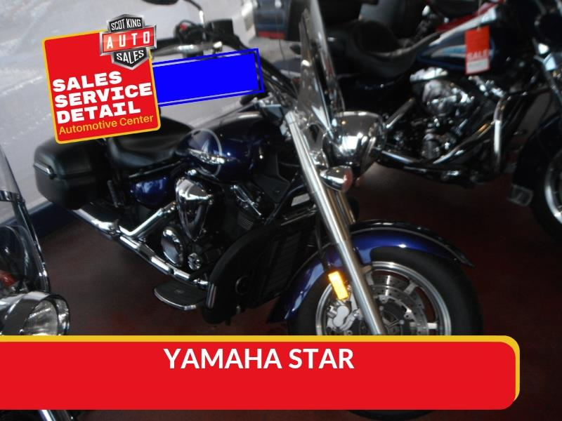 YAMAHA STAR for sale by dealer