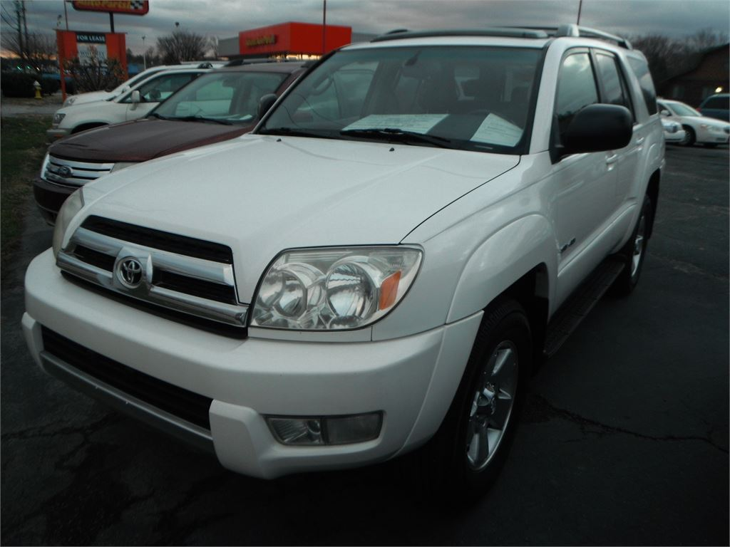 2004 Toyota 4Runner SR5 4WD for sale by dealer