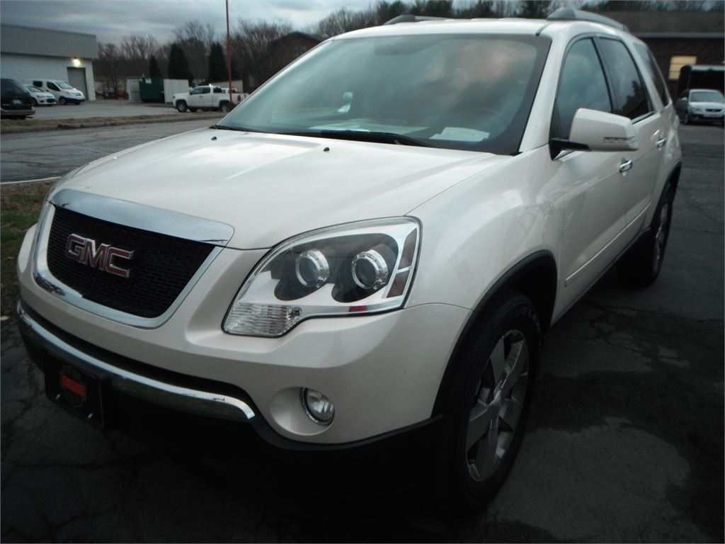 2011 GMC Acadia SLT-1 AWD for sale by dealer