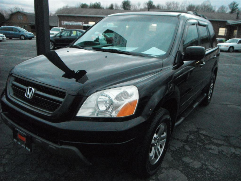 2003 Honda Pilot EX w/ Leather and DVD for sale by dealer