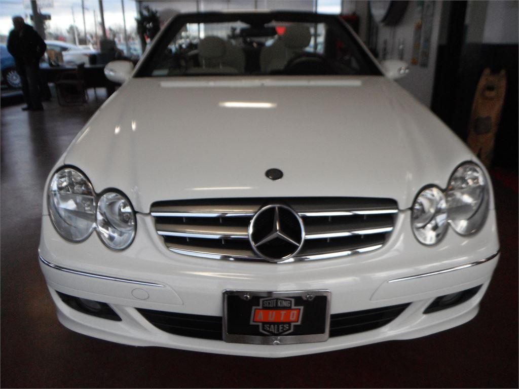 2007 Mercedes-Benz CLK-Class CLK350 Cabriolet for sale by dealer