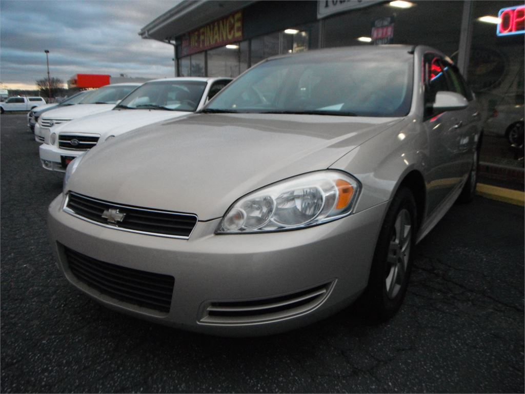 2009 Chevrolet Impala LS for sale by dealer