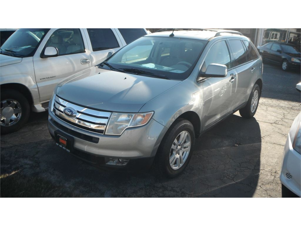 2007 Ford Edge SEL FWD for sale by dealer