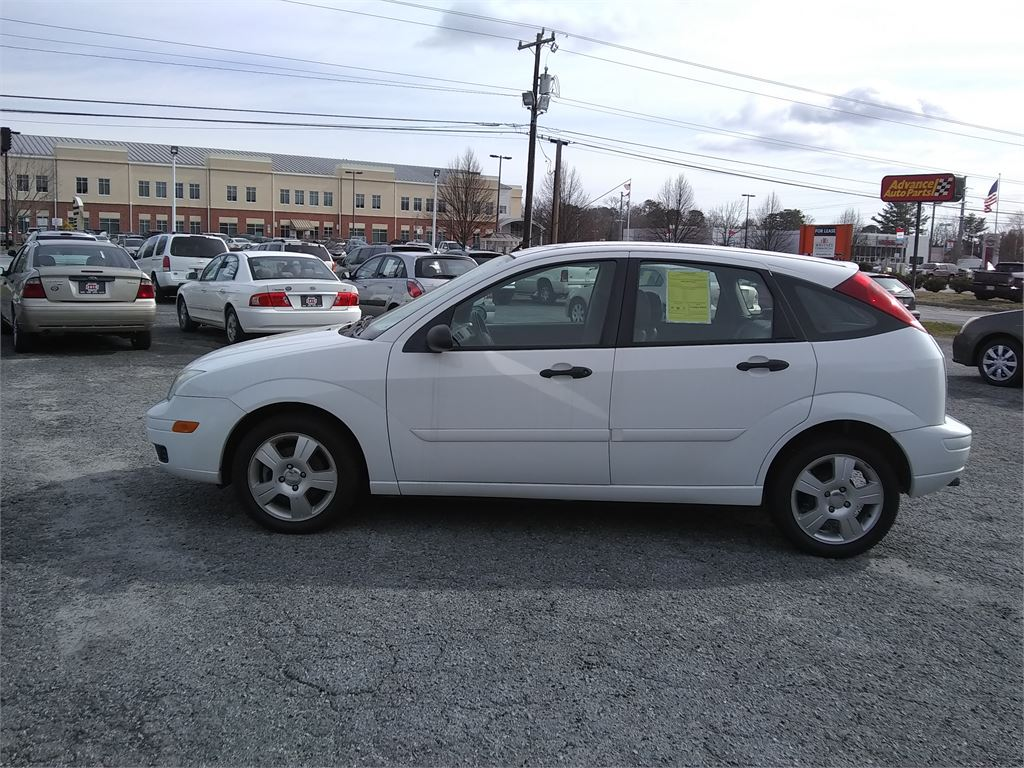 2006 Ford Focus ZX5 SE