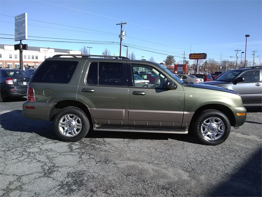 2004 Mercury Mountaineer Convenience 4.6L AWD for sale by dealer