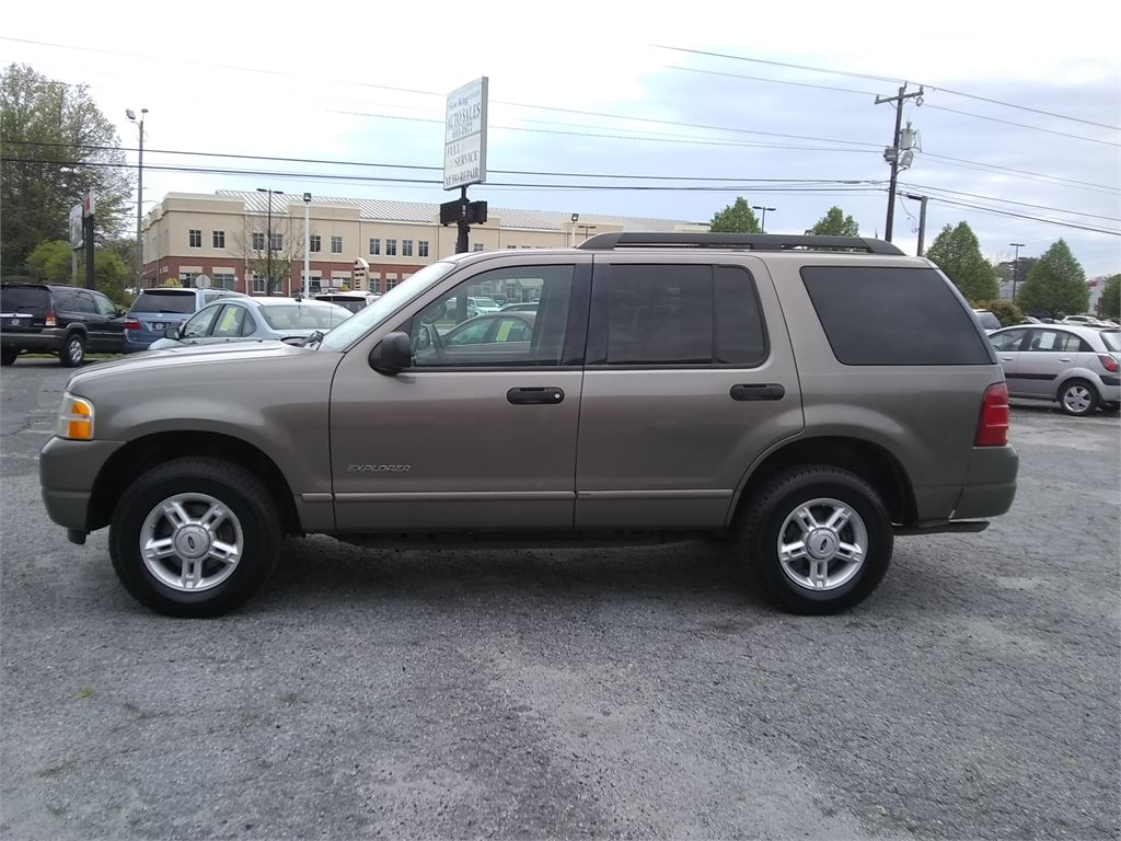 2005 Ford Explorer Xlt Sport 4 0l 4wd For Sale In