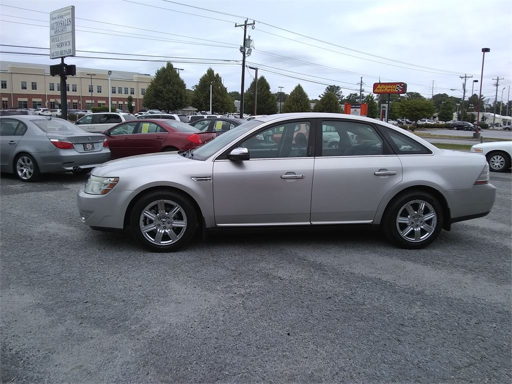 2008 Ford Taurus Limited for sale by dealer