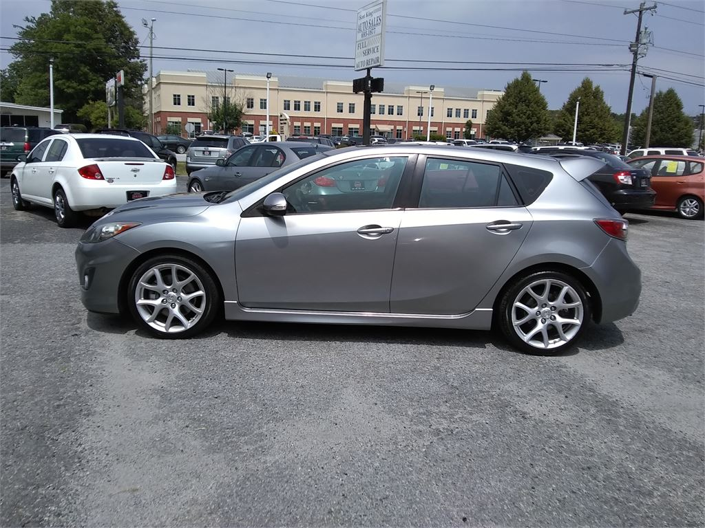 2010 Mazda MAZDA3 s Grand Touring 5-Door for sale by dealer