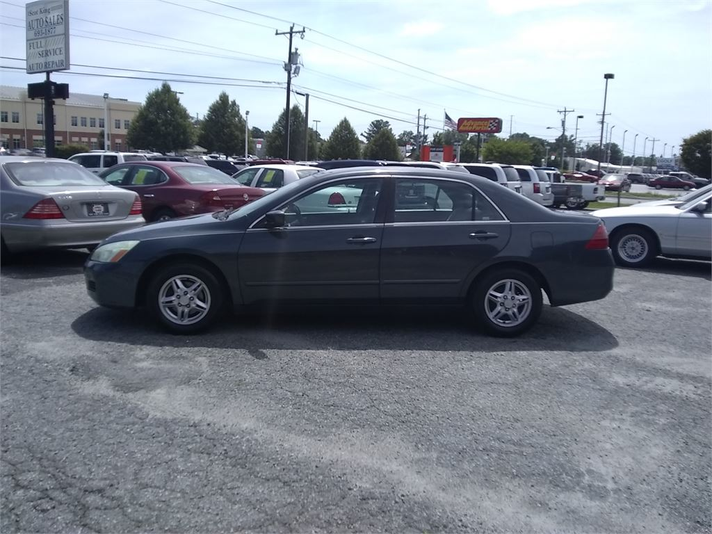 2006 Honda Accord LX Sedan AT for sale by dealer