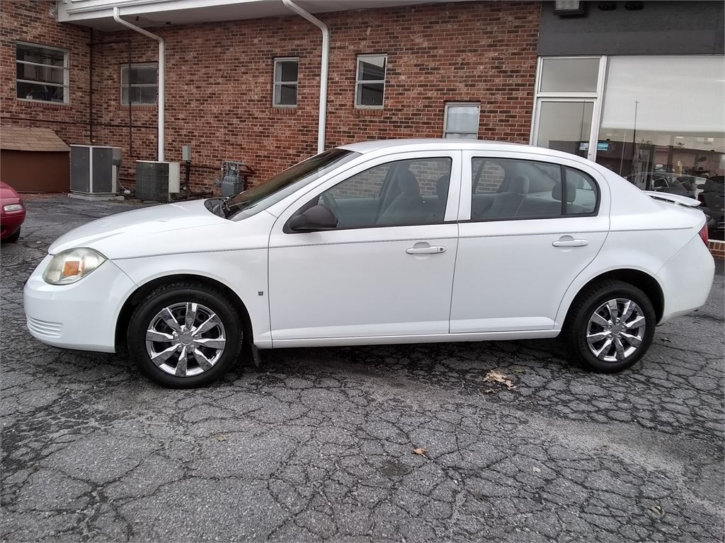 2008 Chevrolet Cobalt LS Sedan for sale by dealer
