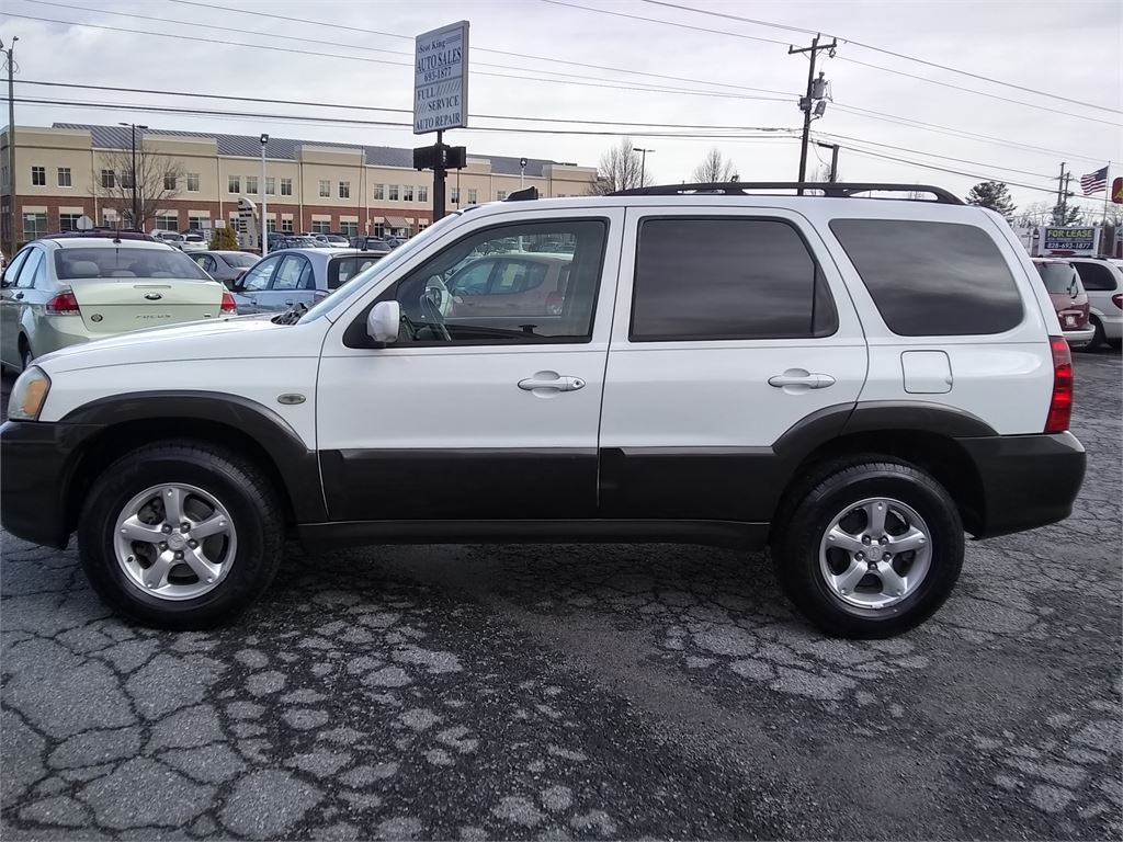 2005 Mazda Tribute s 2WD 4-spd AT for sale by dealer
