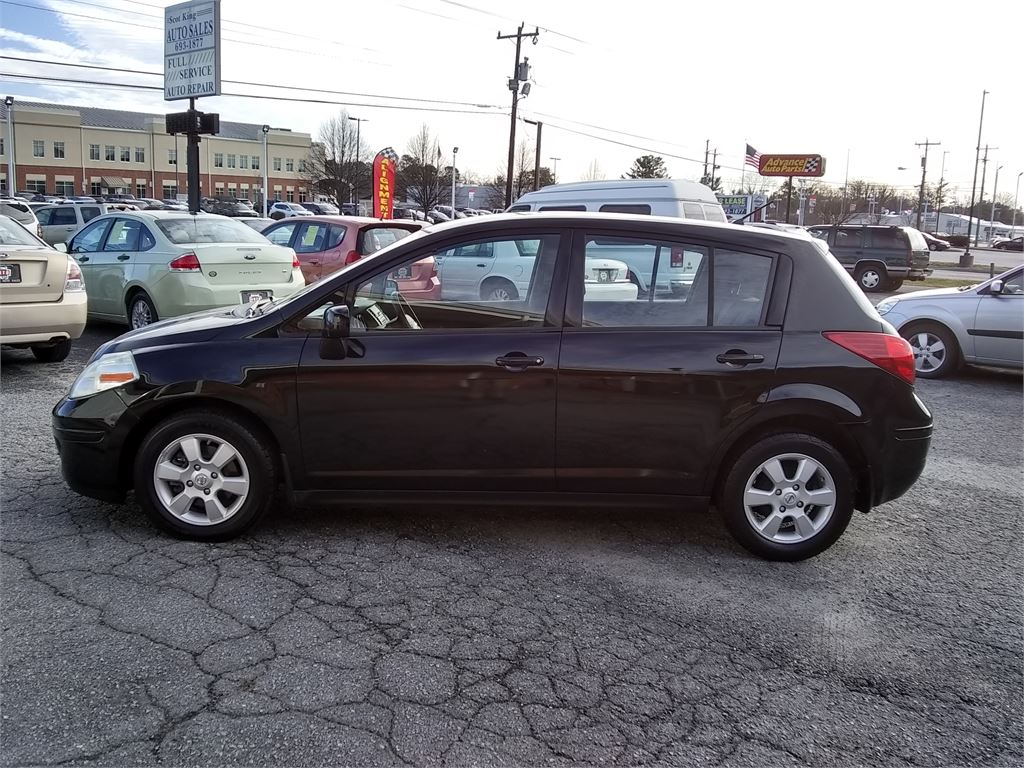 2008 Nissan Versa 1.8 S for sale by dealer